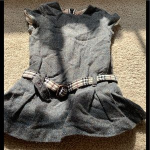 Toddler Burberry dress. Only worn several to